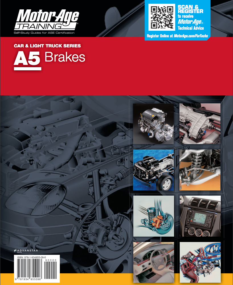 A5 Brakes Certification
