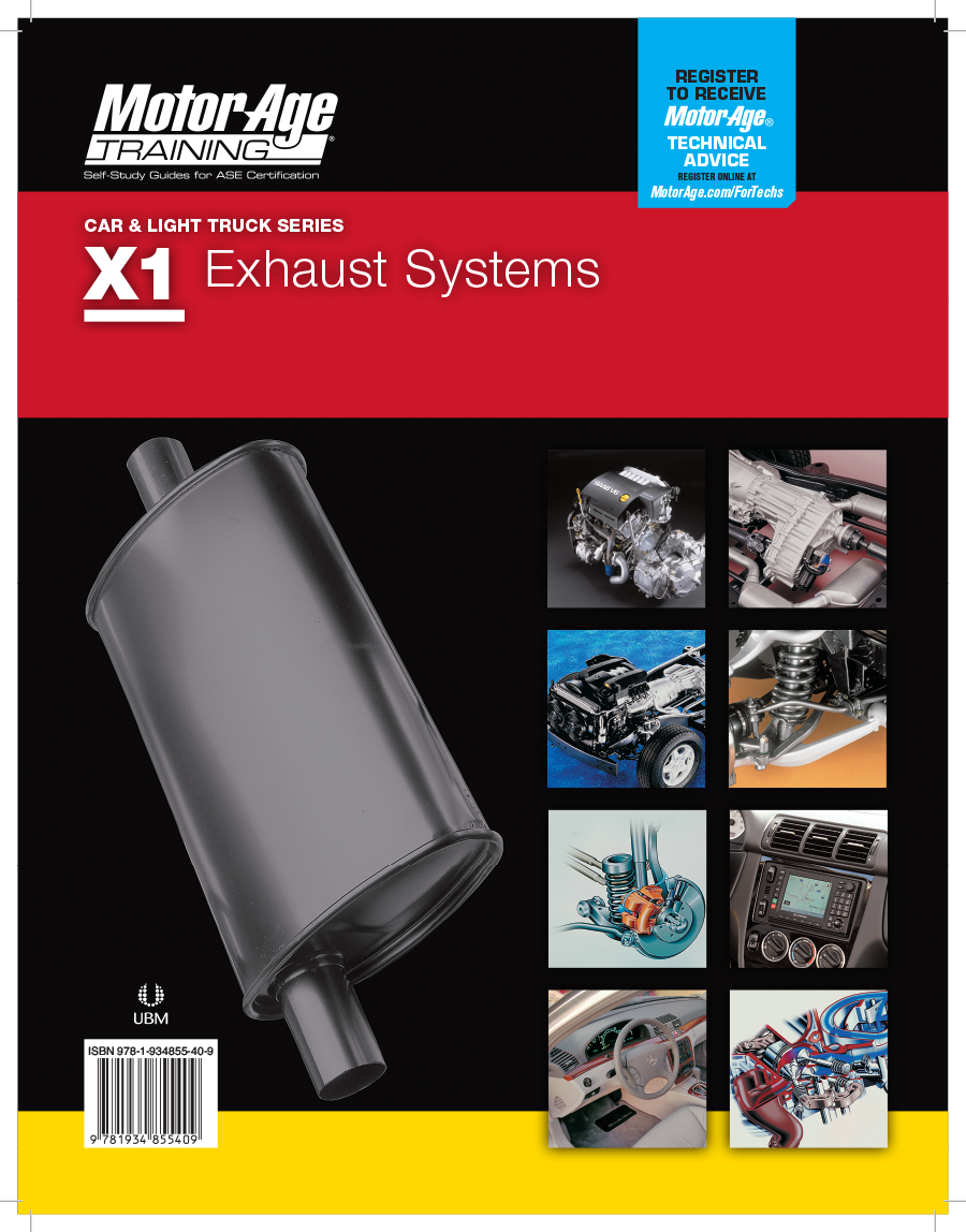 ASE X1 Study Guide by Motor Age Training