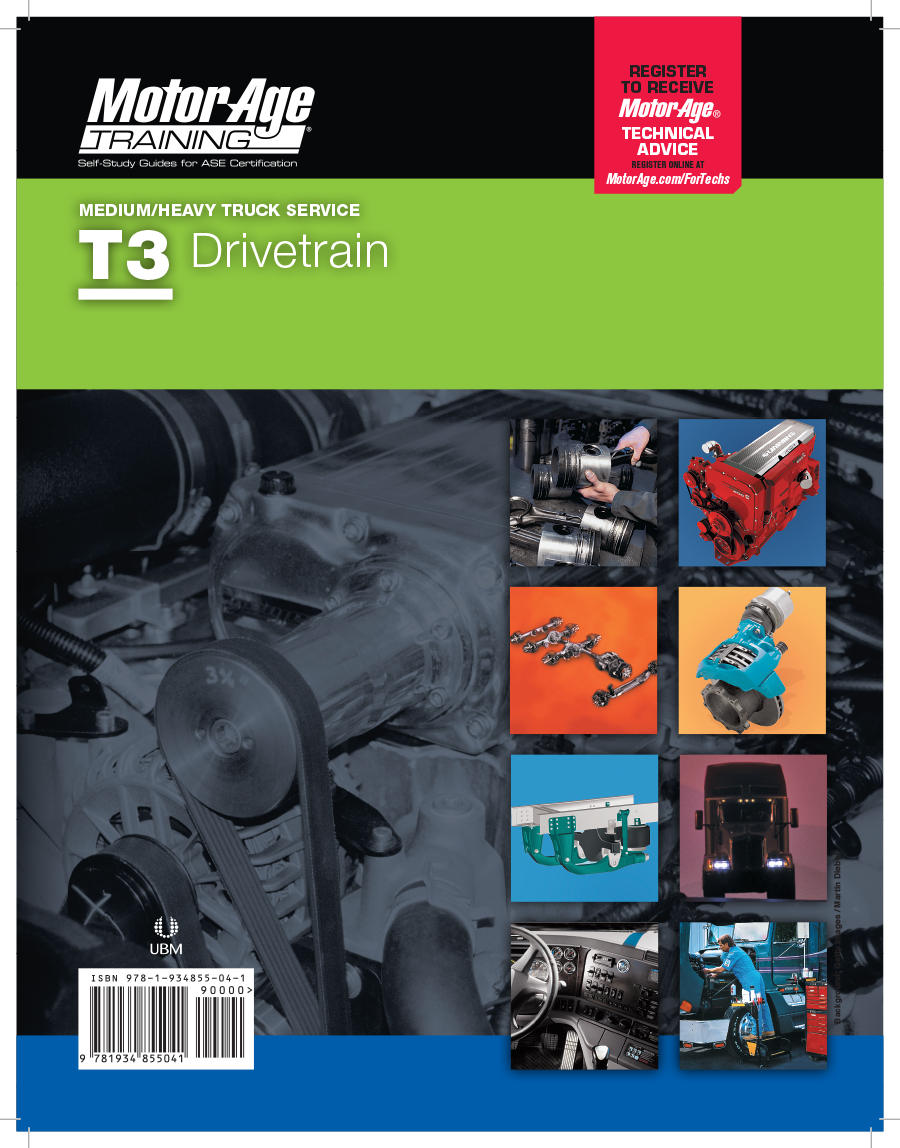 ASE Test Prep - A3 Manual Transmission and Transaxle Book Cover