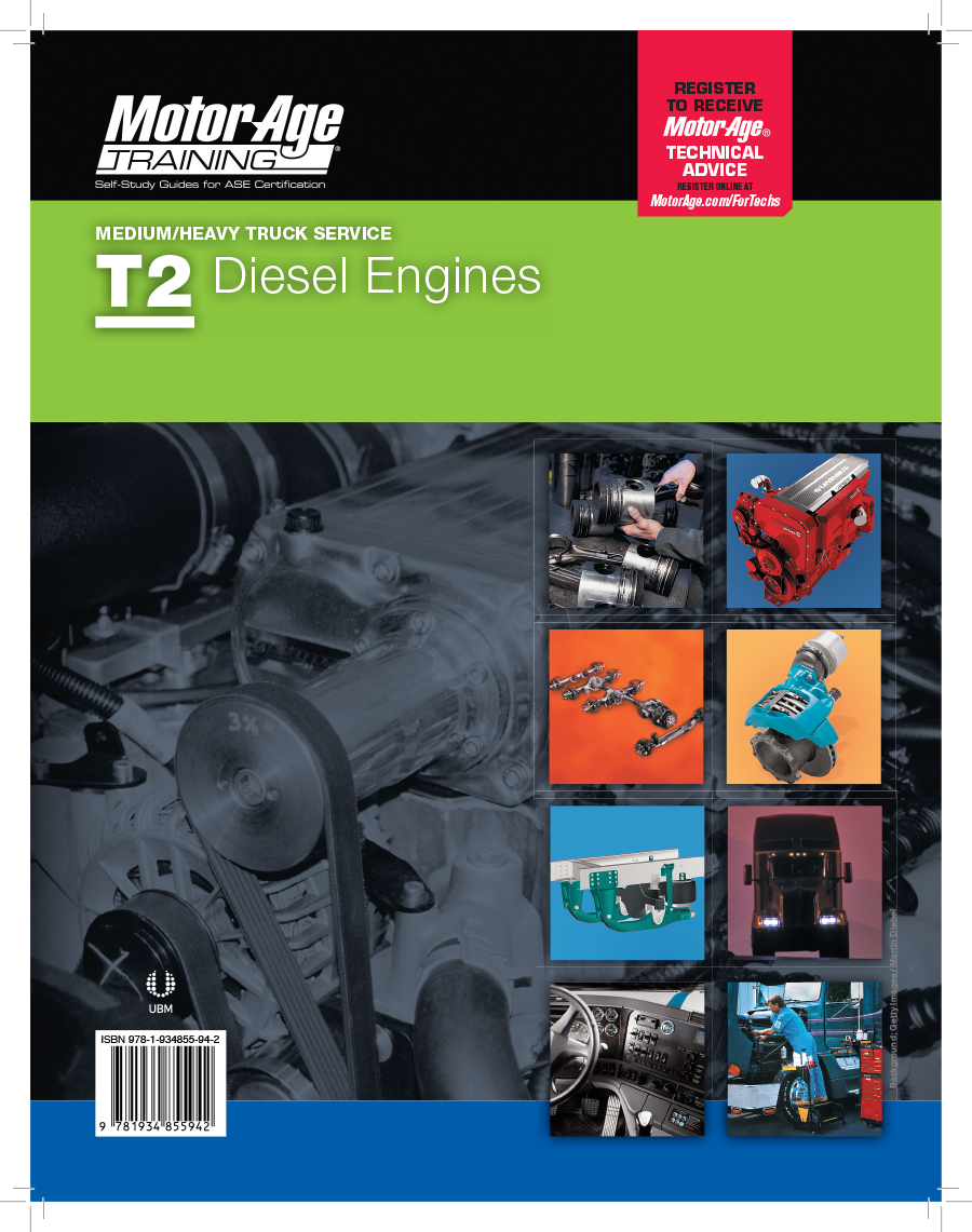 ASE T2 Study Guide by Motor Age Training