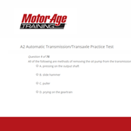 ASE Practice Test